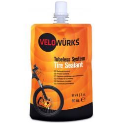Liquide Préventif VELOWURKS Tubeless System Tire Sealant 90ml