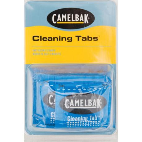 CAMELBAK Pastilles de nettoyage pour Sac à Eau x8