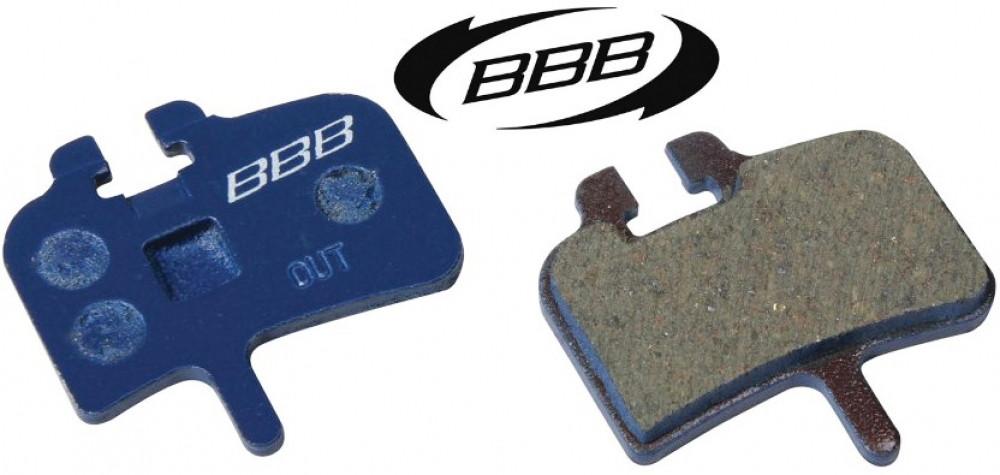 Plaquettes Frein à Disque BBB BBS-34 Magura Marta