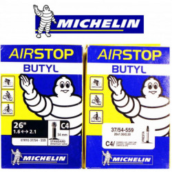 "Chambre à Air MICHELIN C4 Butyl 26""x1.60/2.10"