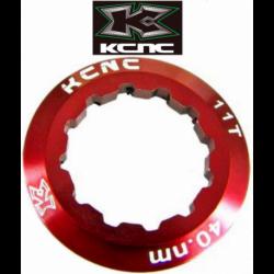 Ecrou de Cassette KCNC pour Campagnolo Rouge