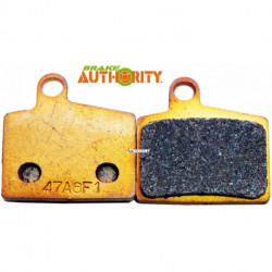 Plaquettes Frein à Disque BRAKE AUTHORITY Burly B HAYES Stroker Ryde
