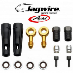 Connecteur Durite JAGWIRE HYFLOW Quick-Fit Avid Juicy